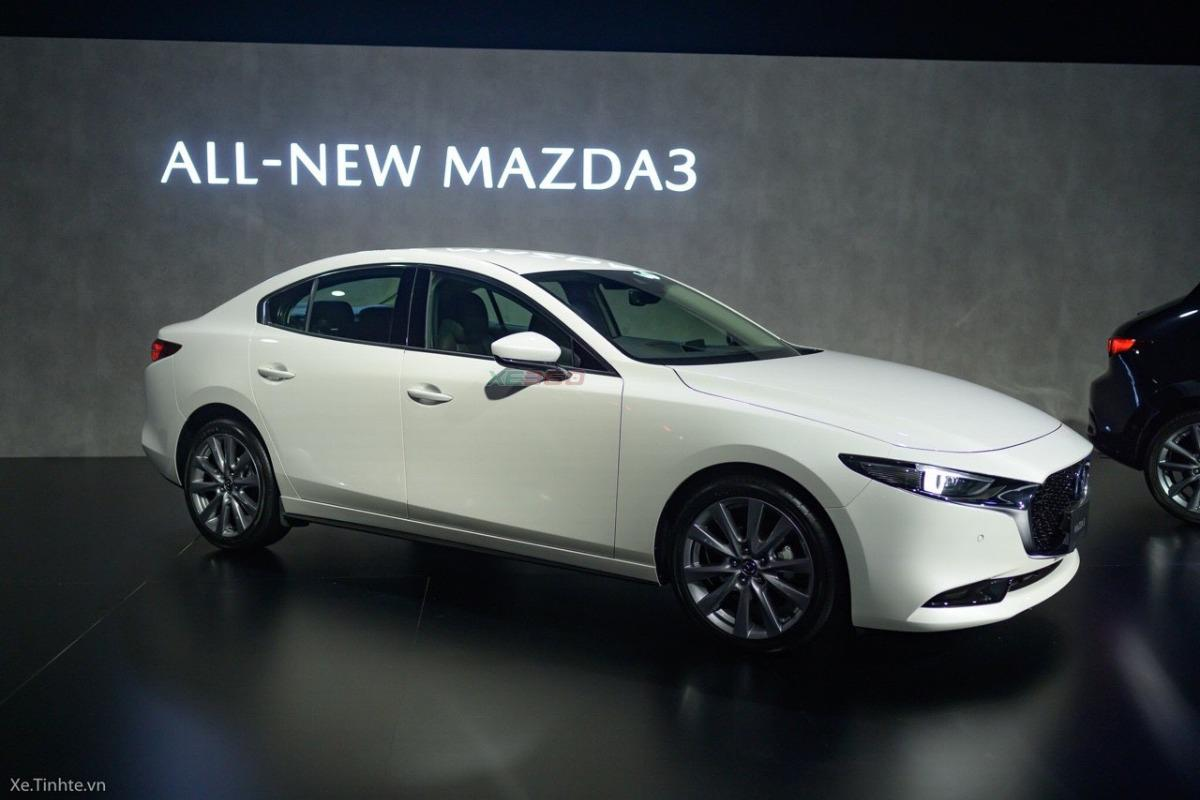 All New Mazda 3 1.5L Premium 2020 - Bản Sedan